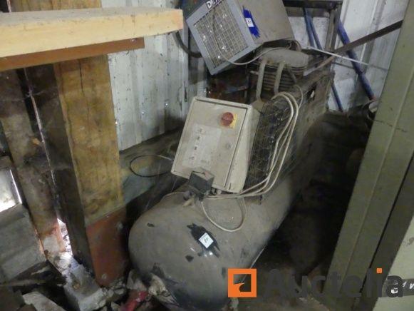 Kompressor + Trockner überholt werden