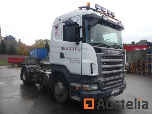 Sattelzugmaschine Scania LA4X2 / B12