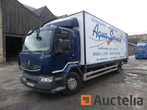 LKW Renault Midlum 270.18 Heavy (2012-457693 km)