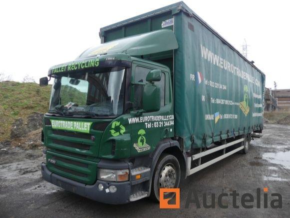 LKW Scania P230 (2010-371819 km)