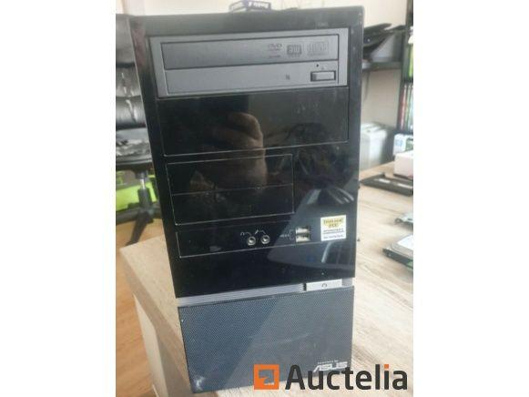 ASUS V6-P5G41E - Intel Pentium E5300 2,6 GHz - 4 GB RAM - Seagate 1000 GB