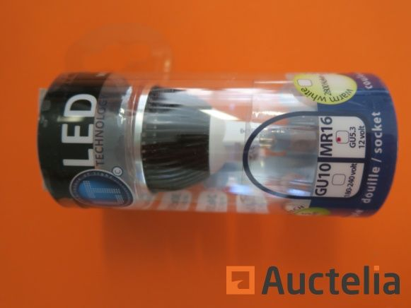 700 LED-TECH MR16 Birnen 24 * 3014 Winkel 120 °