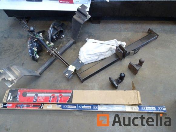 2 Kupplungen, Ampel Peugeot 206, Dachträger