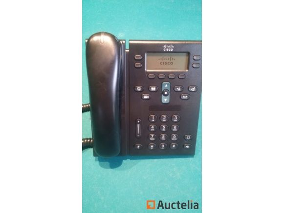 2 x Cisco 6941 IP-Telefon