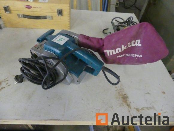 Bandschleifmaschine Makita 9924DB