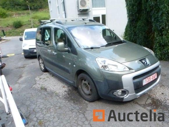 Peugeot Partner Van (2009-228020 km)