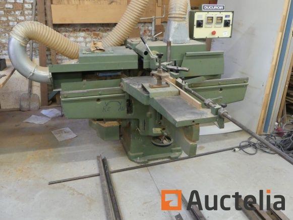 Ducuroir Y160 CP1 Zapfenschneidemaschine