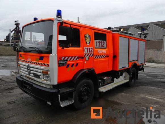 Feuerwehrmann-LKW