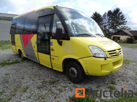 Bus BC Iveco 3l (km)