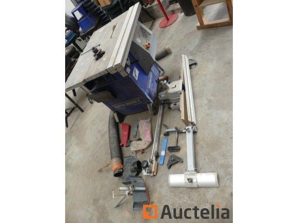 Kombiniert mit Holz 4 Operationen Elektra Beckum Multi 260 S