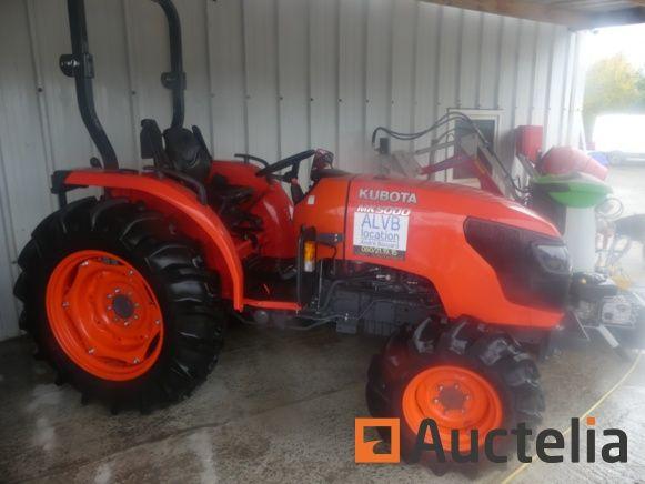 Kubota MK5000 Traktor
