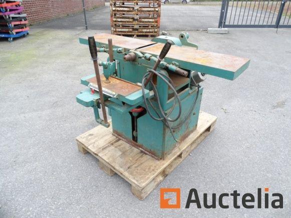 Kombination Mecanils Hobelmaschine, Hobel, Stemmmaschine