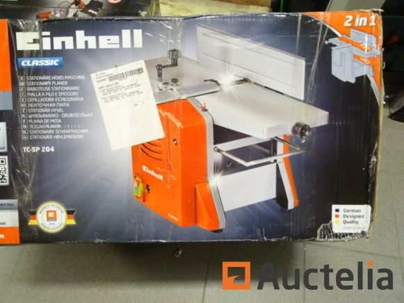 Hobelmaschine Hobel stationär Einhell TC SP 204