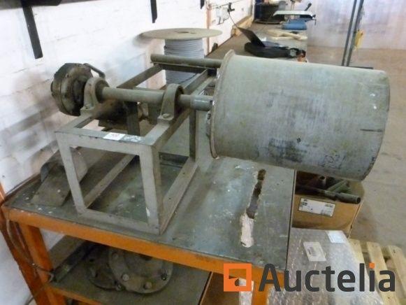 Gewindeschneidmaschine modifizierte Maschine zur Herstellung von Kupferdraht Ridgid