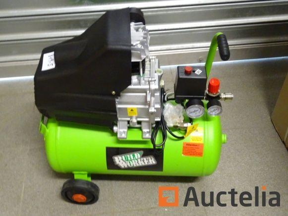 Luftkompressor-Bauarbeiter 24l CH20-175-25