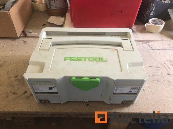 Vibrationsschleifer Festfool DTS 400 EQ- +