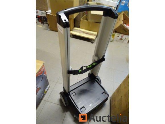 Handwagen Festool 100 kg mit Bremsen