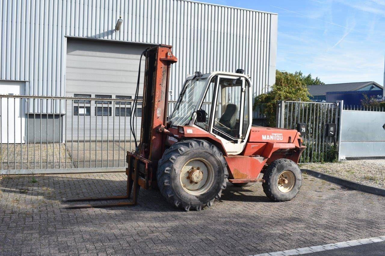 Heftruck Manitou M-226-CP Diesel 2600kg