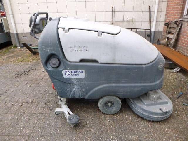 Reiniger Nilfisk SC-800-86 Elektrisch 2011