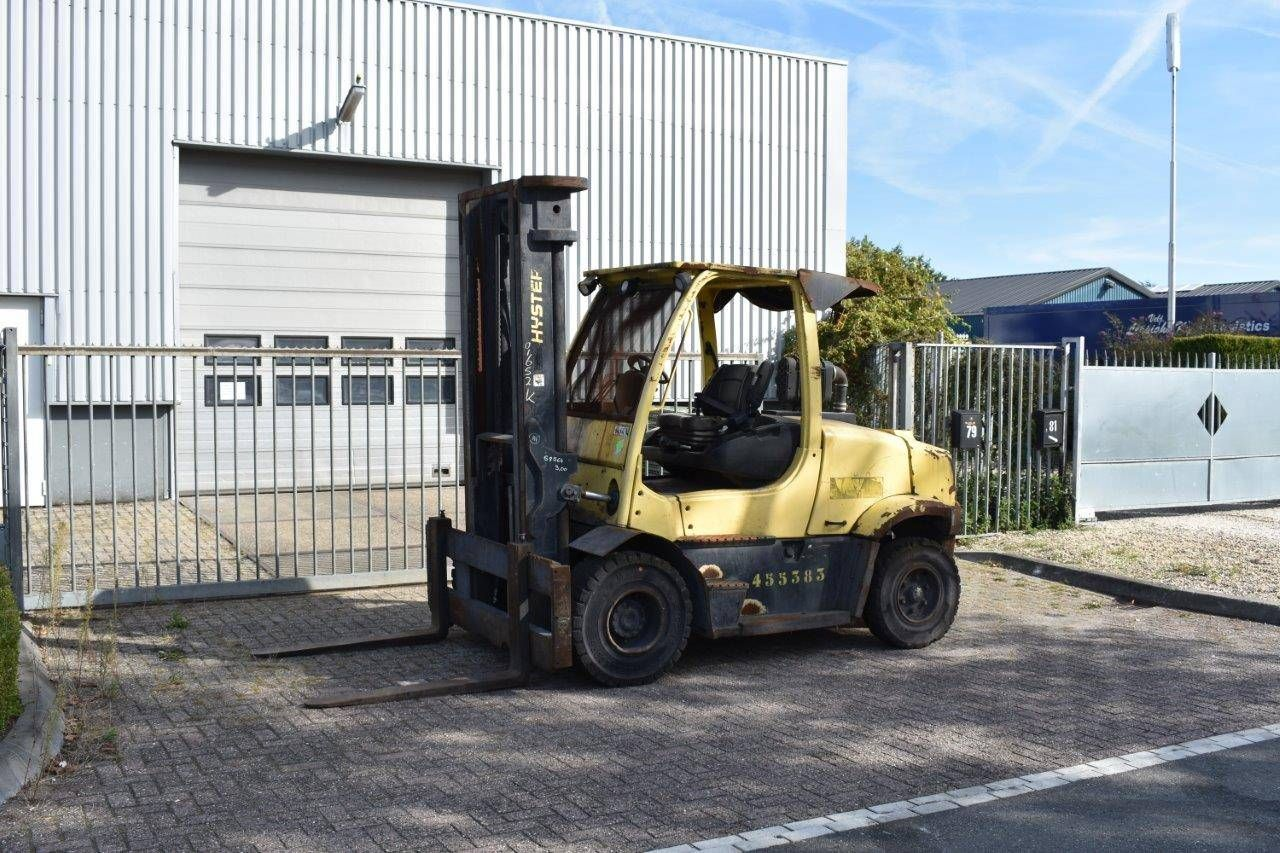 Heftruck Hyster H-7.00-FT Diesel 7000kg