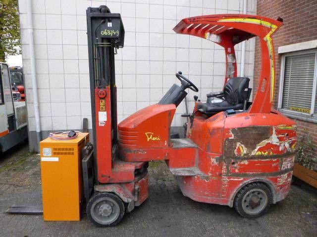 Heftruck Flexi G3 2000kg Elektrisch