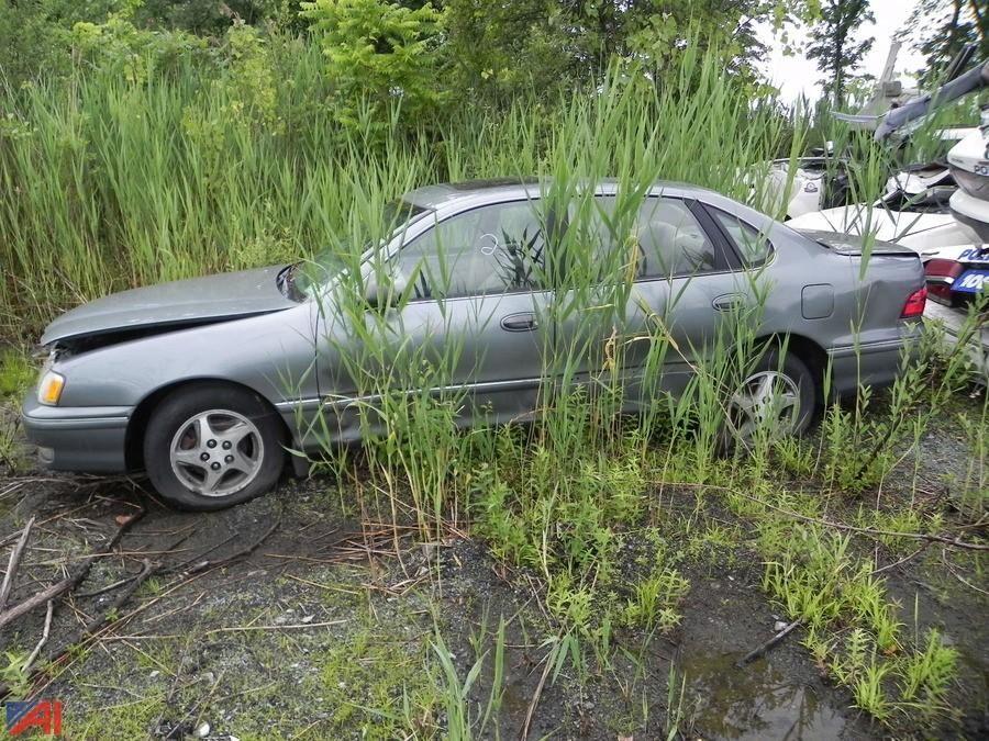 (# 2) 1998 Toyota Avalon XL 4 Türer