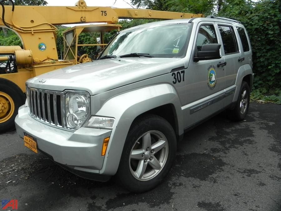 2008 Jeep Liberty Limited SUV