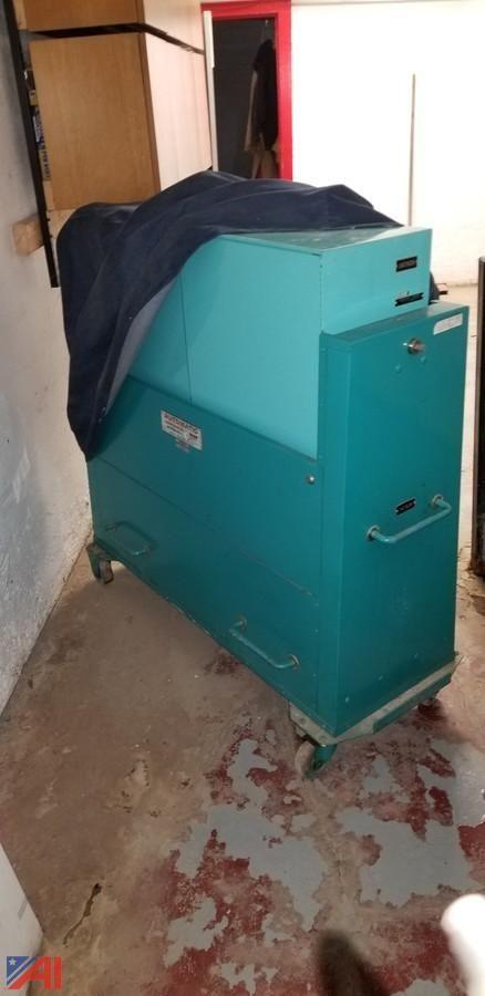 Automatische Abstimmungsmaschine und Filmscanner