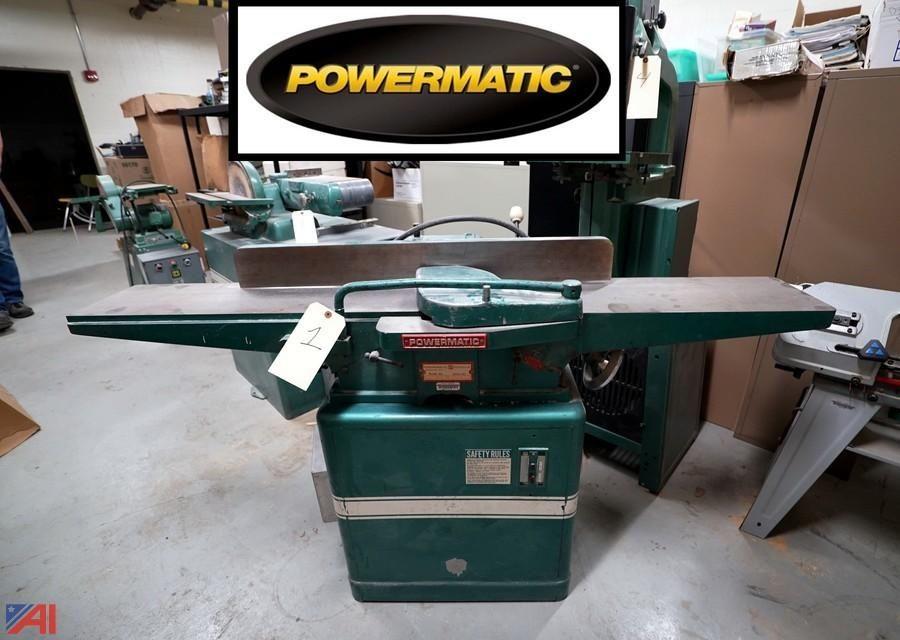 Powermatic # 60 8