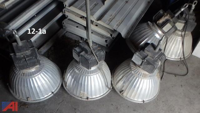 Lichter, Schränke, Counter Tops, Grid Heaters und Metall