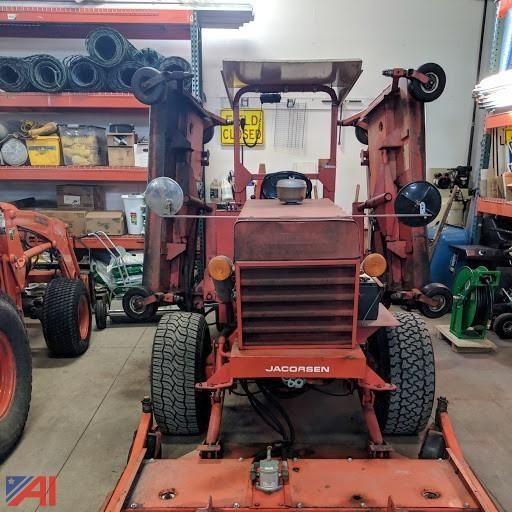 1996 Jacobsen HR-15 Traktor / Mäher
