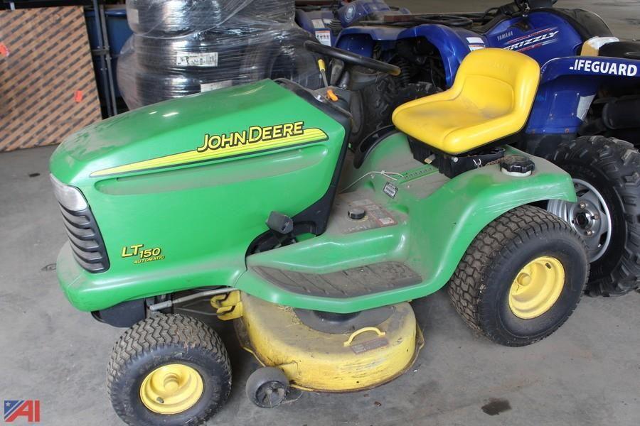 John Deere LT150 60