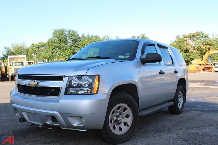 2012 Chevrolet Tahoe Suburban