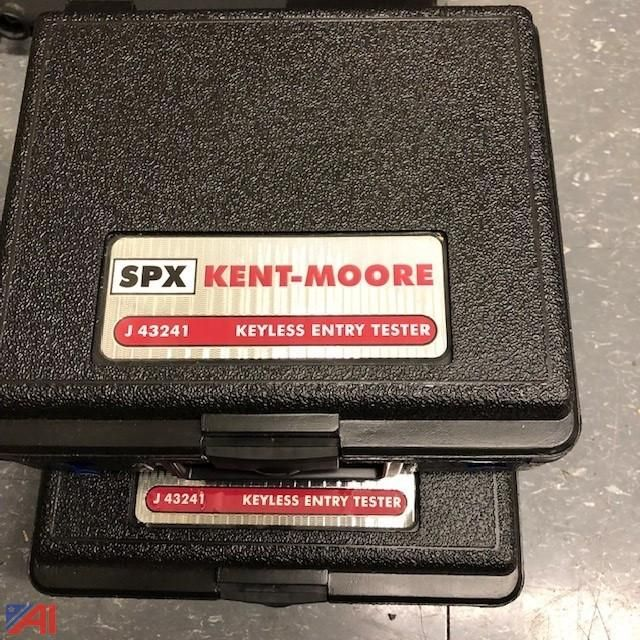 Kent-Moore SPX Keyless Entry Tester