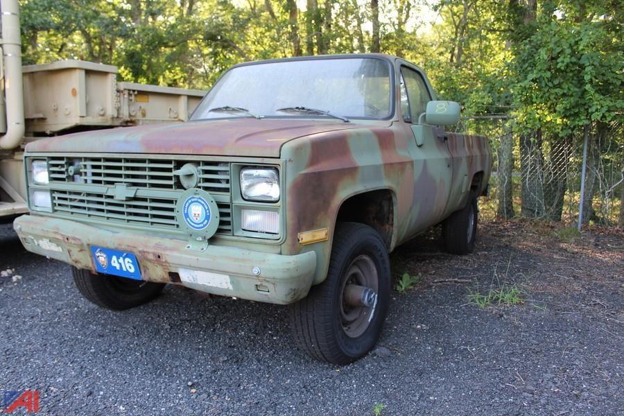 1986 Chevy D30 Pickup Truck