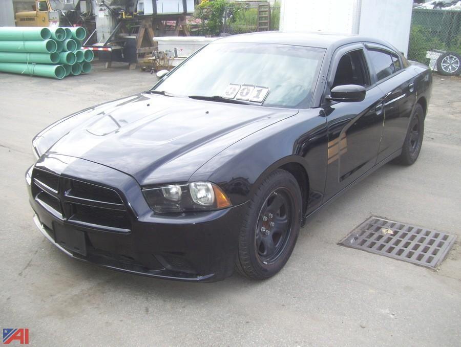 2012 Dodge Charger Limousine / Polizeifahrzeug