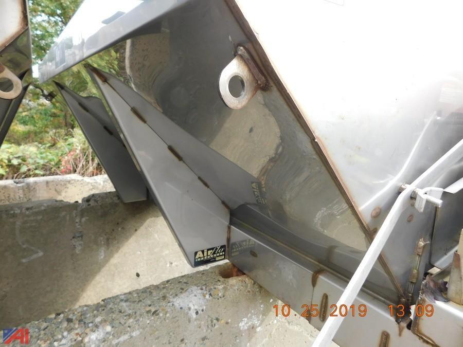 (Nr. 1584A / Nr. 1584B) Luftstrom-Einsätze aus rostfreiem Stahl