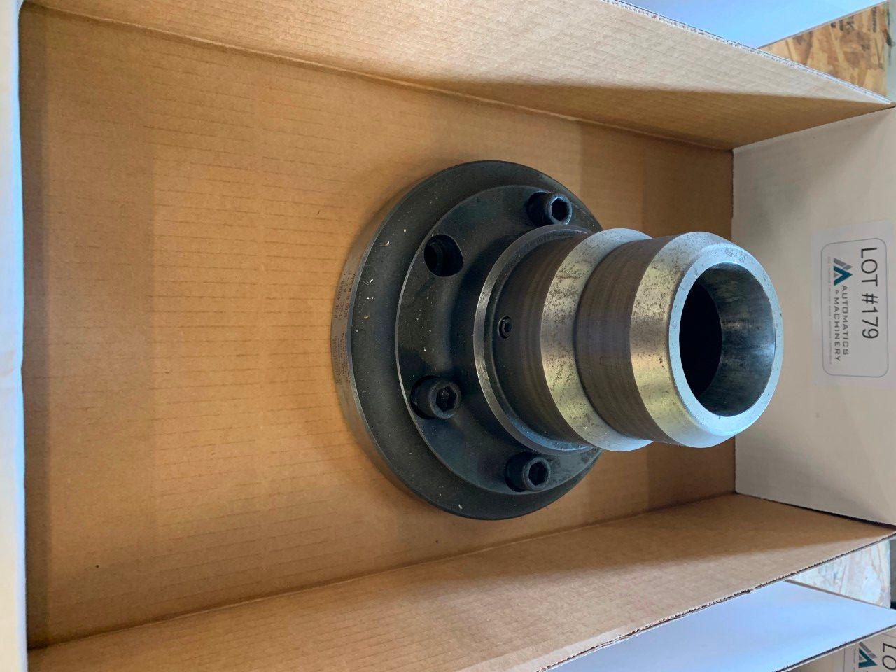 Ziehen Sie das Spannzangenfutter 16C mit A2-6-Aufnahme / ohne Gewinde zurück