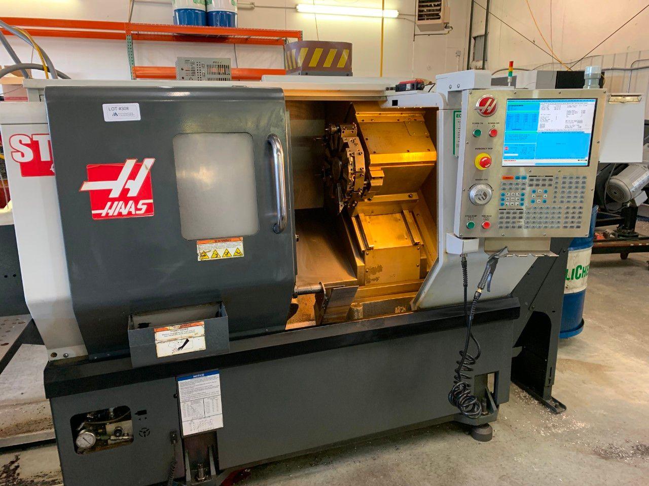 Haas ST-10 CNC-Drehzentrum