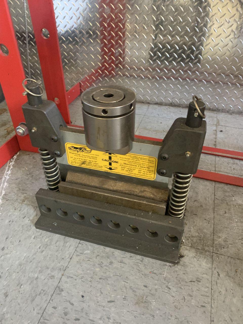 Handy Bend Brake Press Aufsatz für H-Press