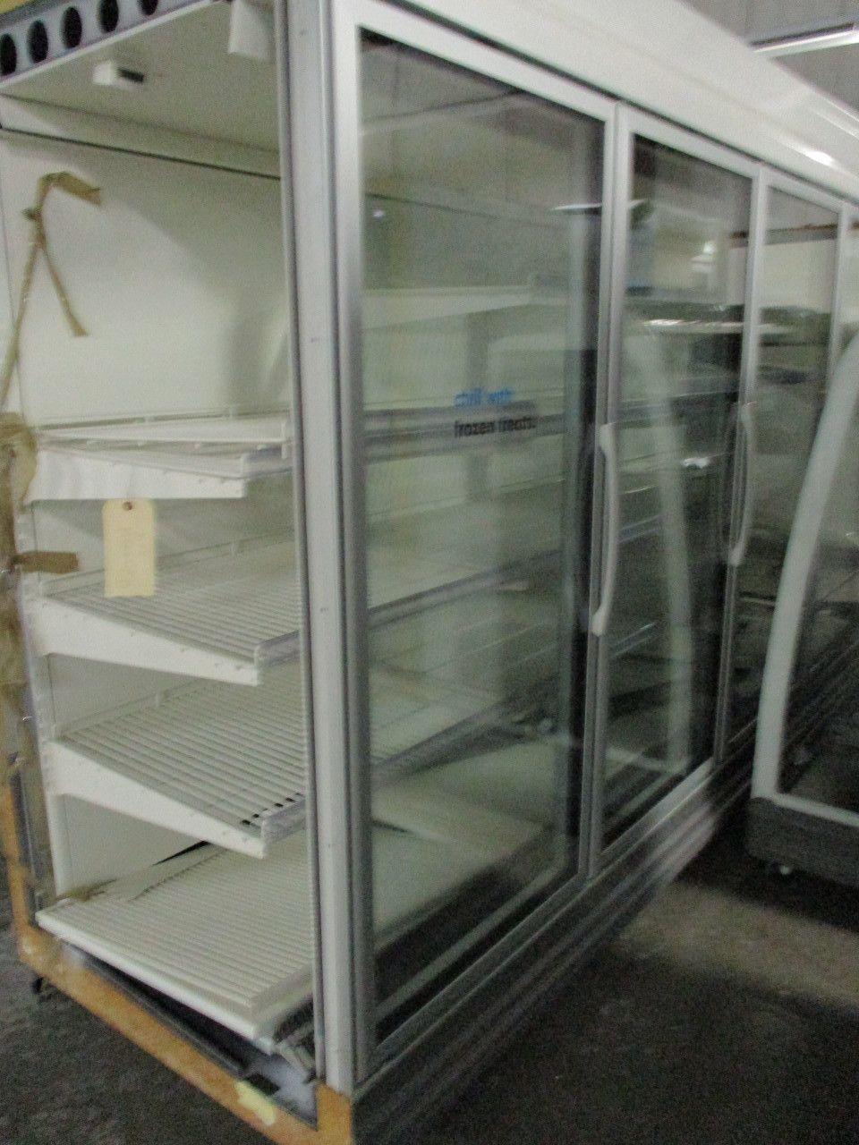 AHT Vento Freeze 3125 4-türiger Gefrierschrank (TEILE)
