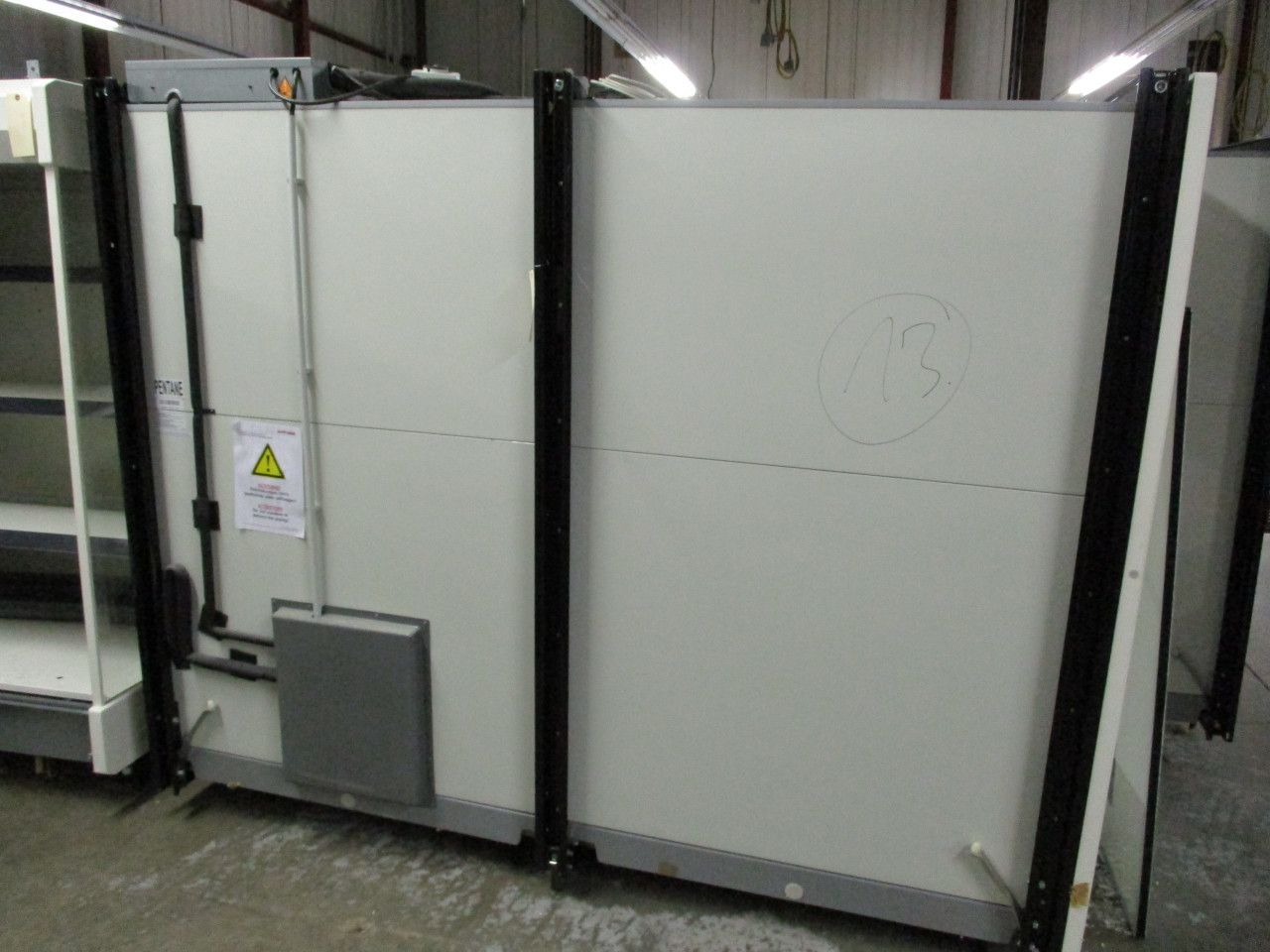 AHT Vento 250 L8 Standkühler
