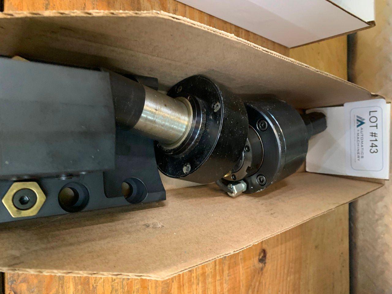 Haas Live Werkzeughalter und fester Werkzeughalter