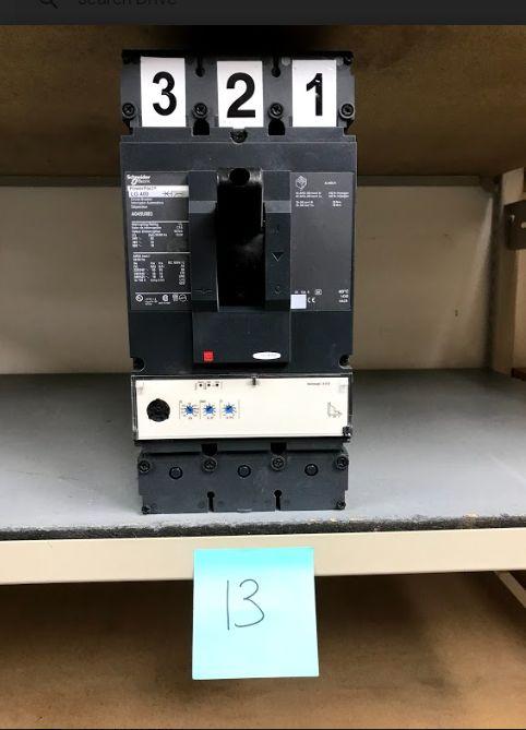 Schneider Electric Breaker