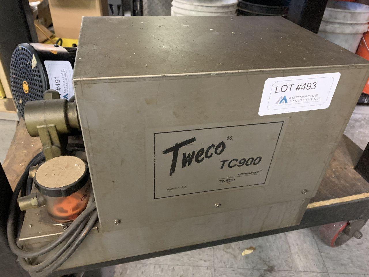 Tweco TC900 WIG-Schweißwasserkühler