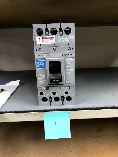 Siemens Breaker