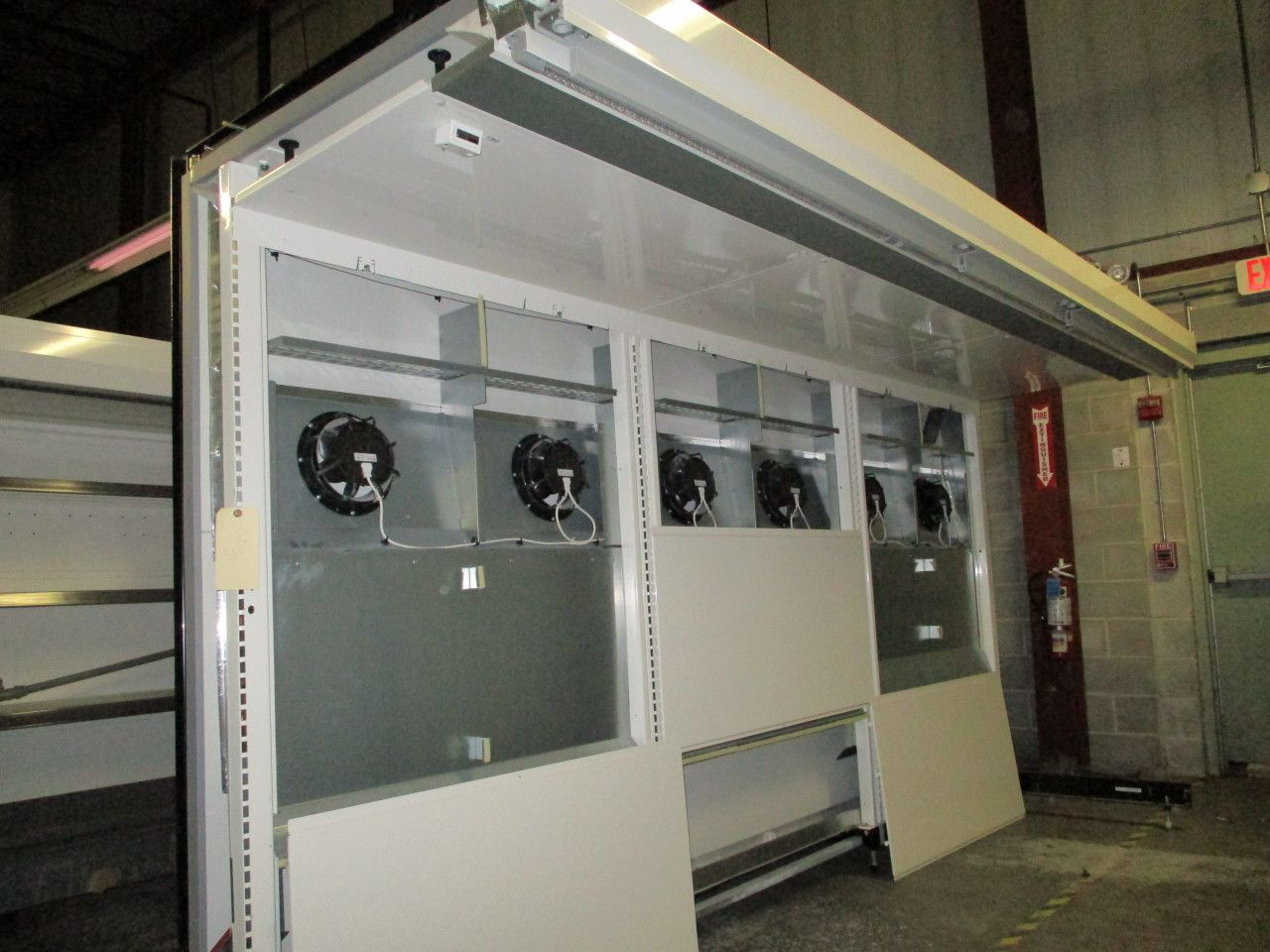 AHT Vento ROLL-IN375GD Standkühler