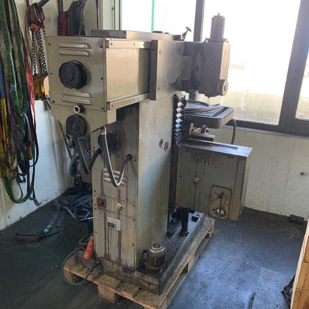 1 Fräsmaschine Maho