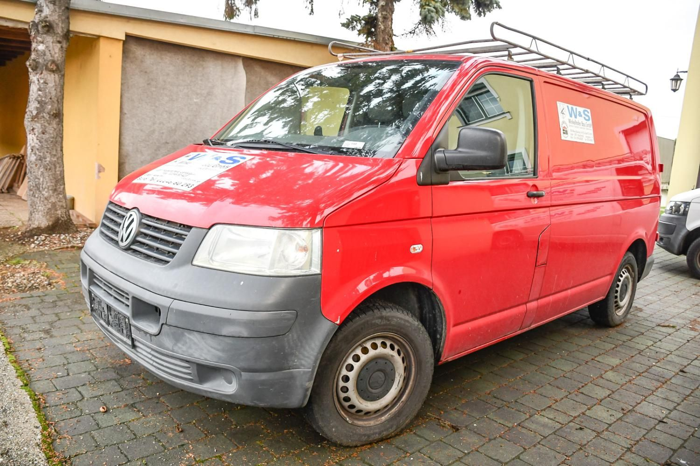 Kastenwagen VW Transporter T5 1,9 TDI