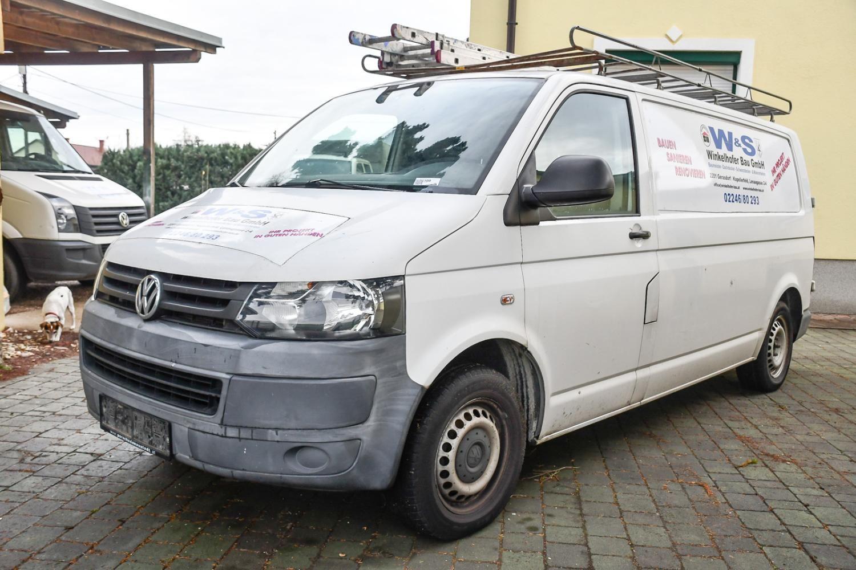 Kastenwagen VW Transporter T5 LR 2,0 Entry TDI DPF